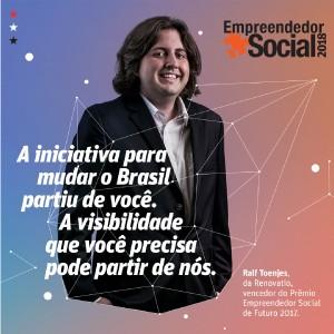 Empreendedor Social Reduzido