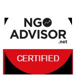NGOAdvisor-Certified